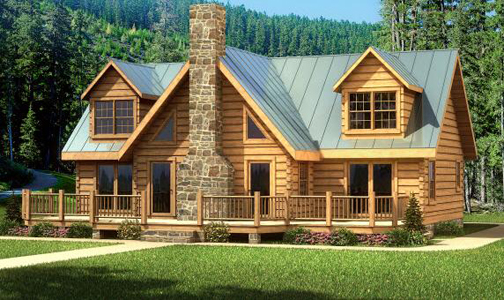 Log Home Plans Cabin Designs From Smoky Mountain Builders Tiny Houses To Large Homes