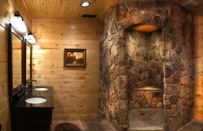Smoky Mountain Cabin Builders In North Carolina Alarka