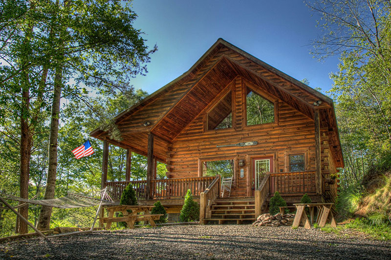 Pet friendly cabins in kentucky lazy days cabin red river for South carolina honeymoon cabins